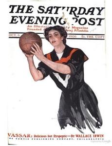 Magazine cover, 1906