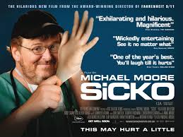 film review sicko and the health insurance rip off mark harris on a recent road trip i found myself on a brief stop in eureka illinois a small tree lined town of modest hills in the central part of the state